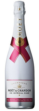 MOET&CHANDON ICE IMPERIAL ROSE' €65