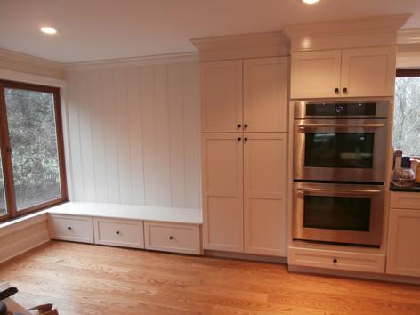 Matching add on cabinets