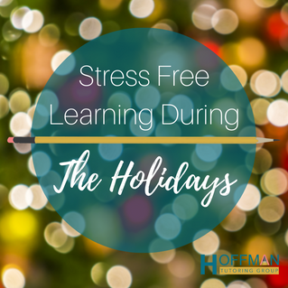 Stress Free Learning During The Holidays