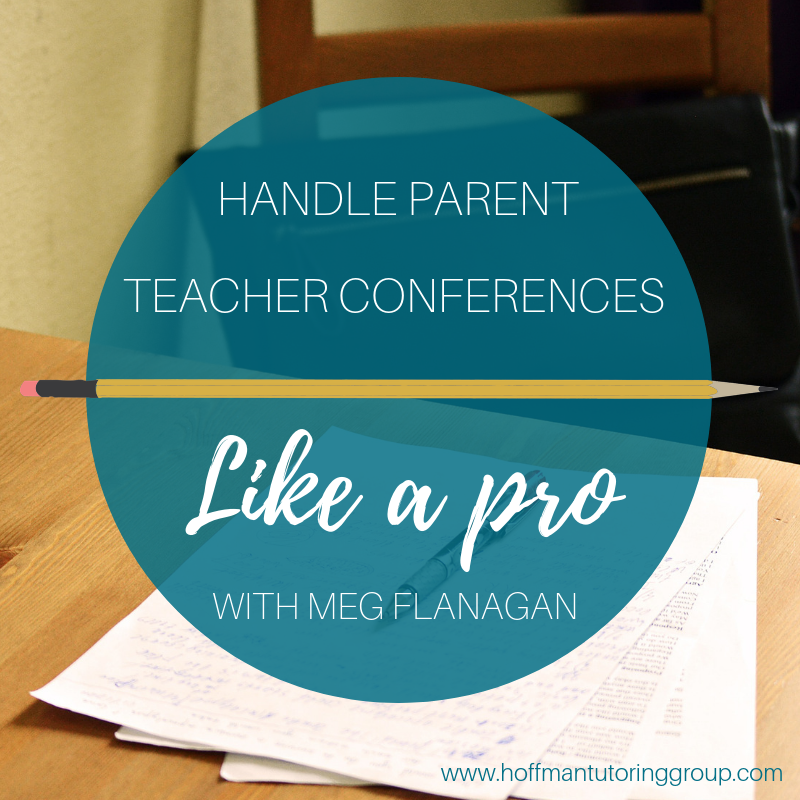 Parent Teacher Conference Advice