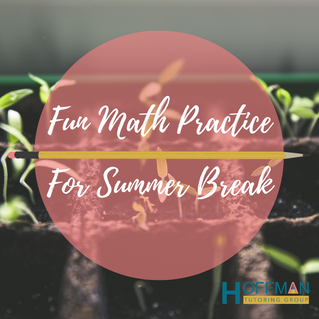 Fun Math Practice for Summer Break