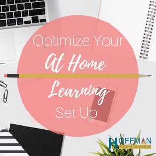 Optimize Your At Home Learning Set Up