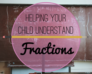 Helping Your Child Understand Fractions