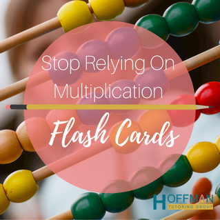 Stop Using  Multiplication Flashcards - Do This Instead