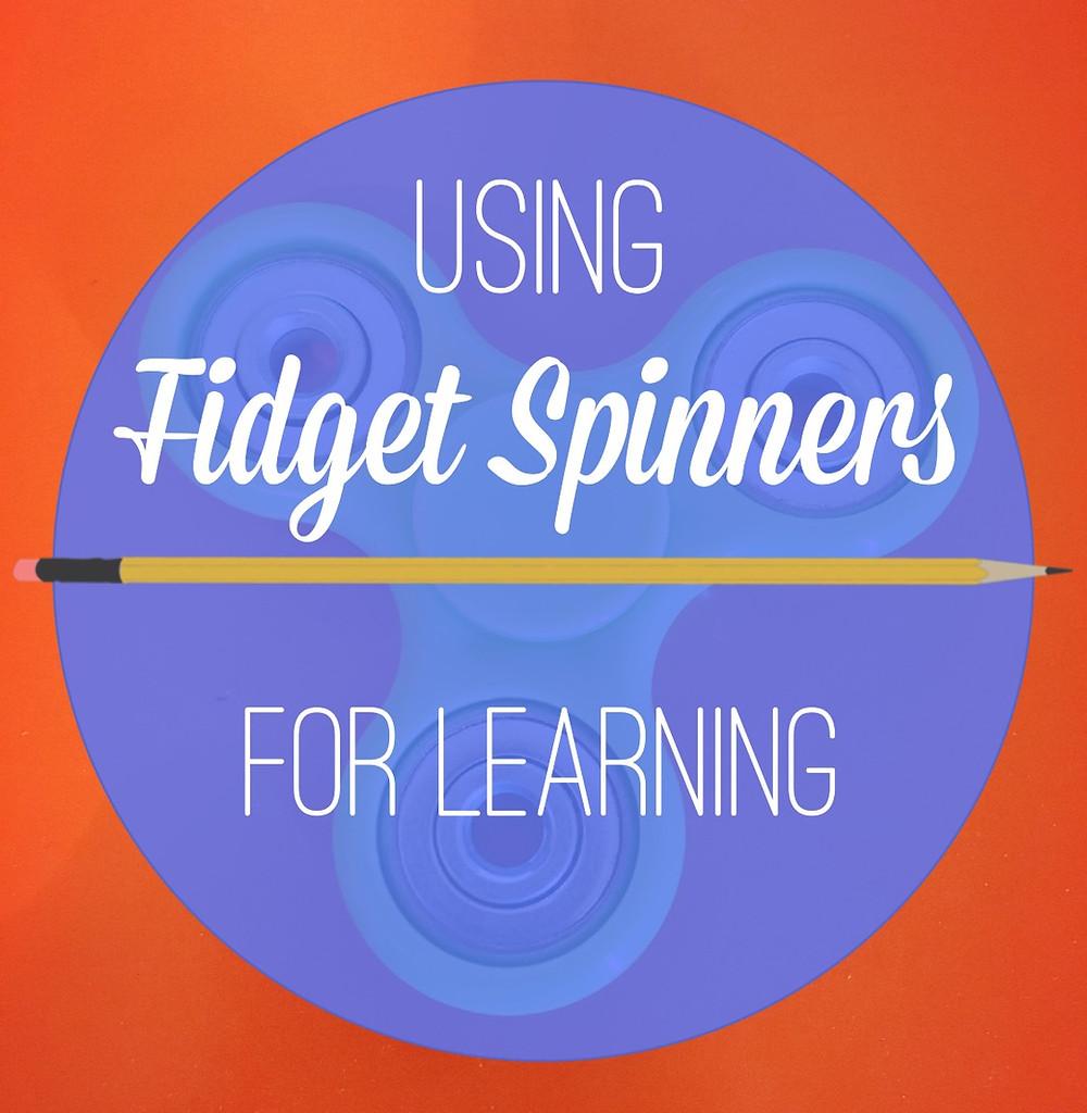 www.zoiehoffman.com Fidget Spinners