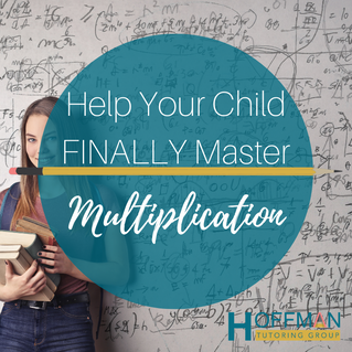 Help Your Child FINALLY Master Multiplication