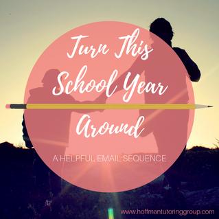 Turn This School Year Around