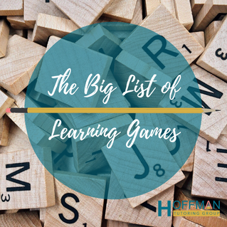 The Big List of Learning Games