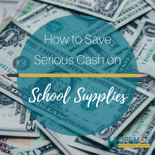 Save Serious Cash on School Supplies