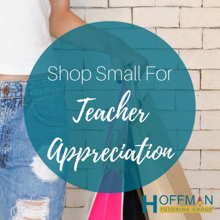 Shop Small For Teacher Appreciation Gifts