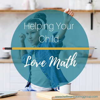 Helping Your Child LOVE Math