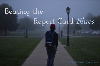 Beating the Report Card Blues