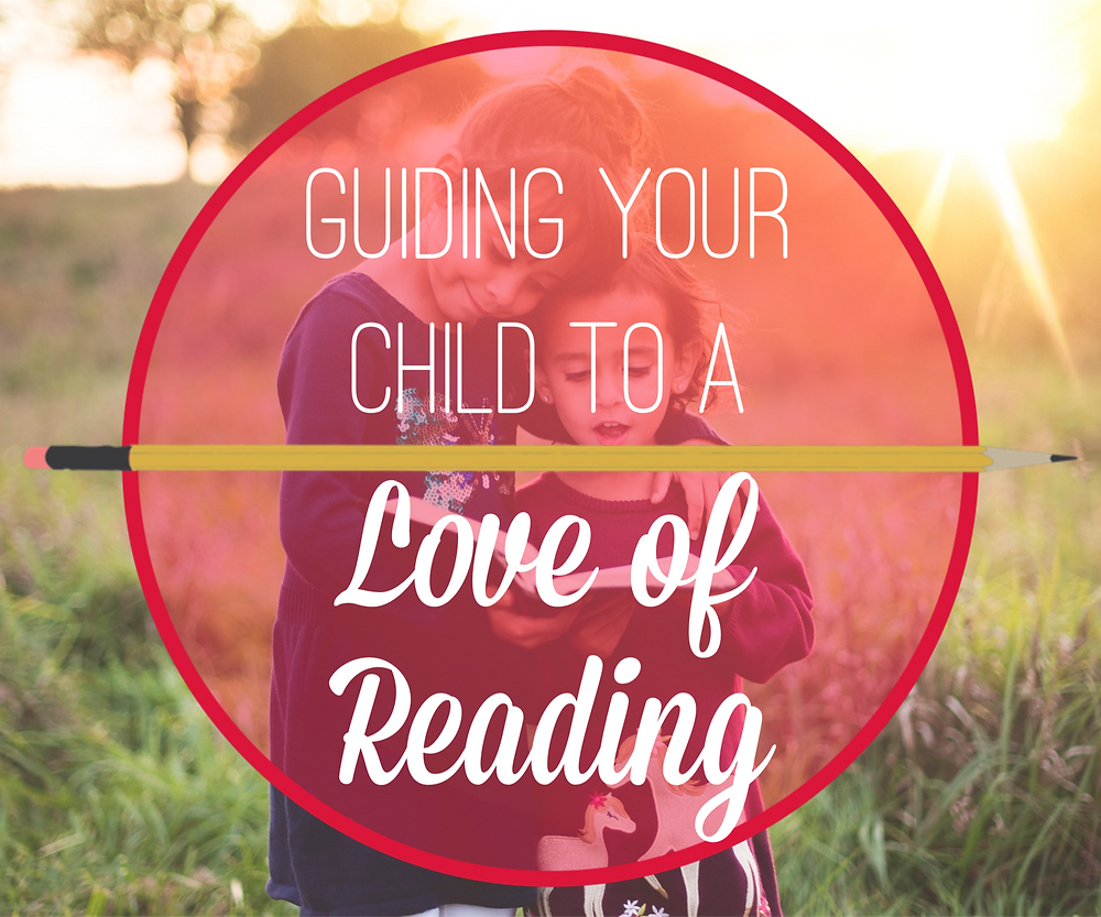 Children love of reading