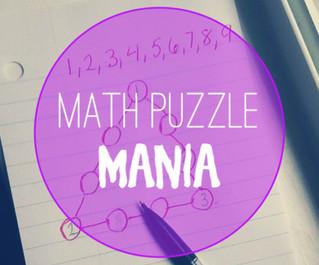 Math Puzzle Mania