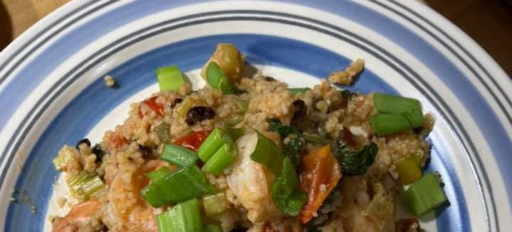 Baked Chicken & Zucchini Rice Casserole