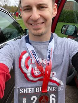 Shelburne Medal