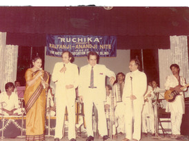 Kalyanji - Anandji Nite with Dilip Kumar