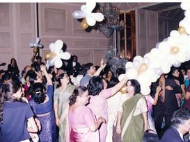 25th Year Celebration - Oberoi's Regal Room