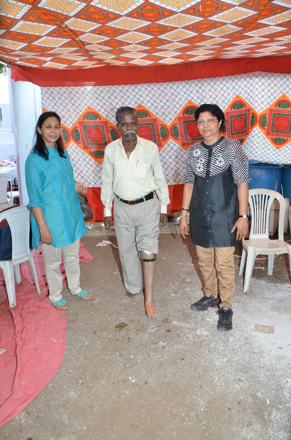 16. A happy recipiant of the jaipur foot.jpg