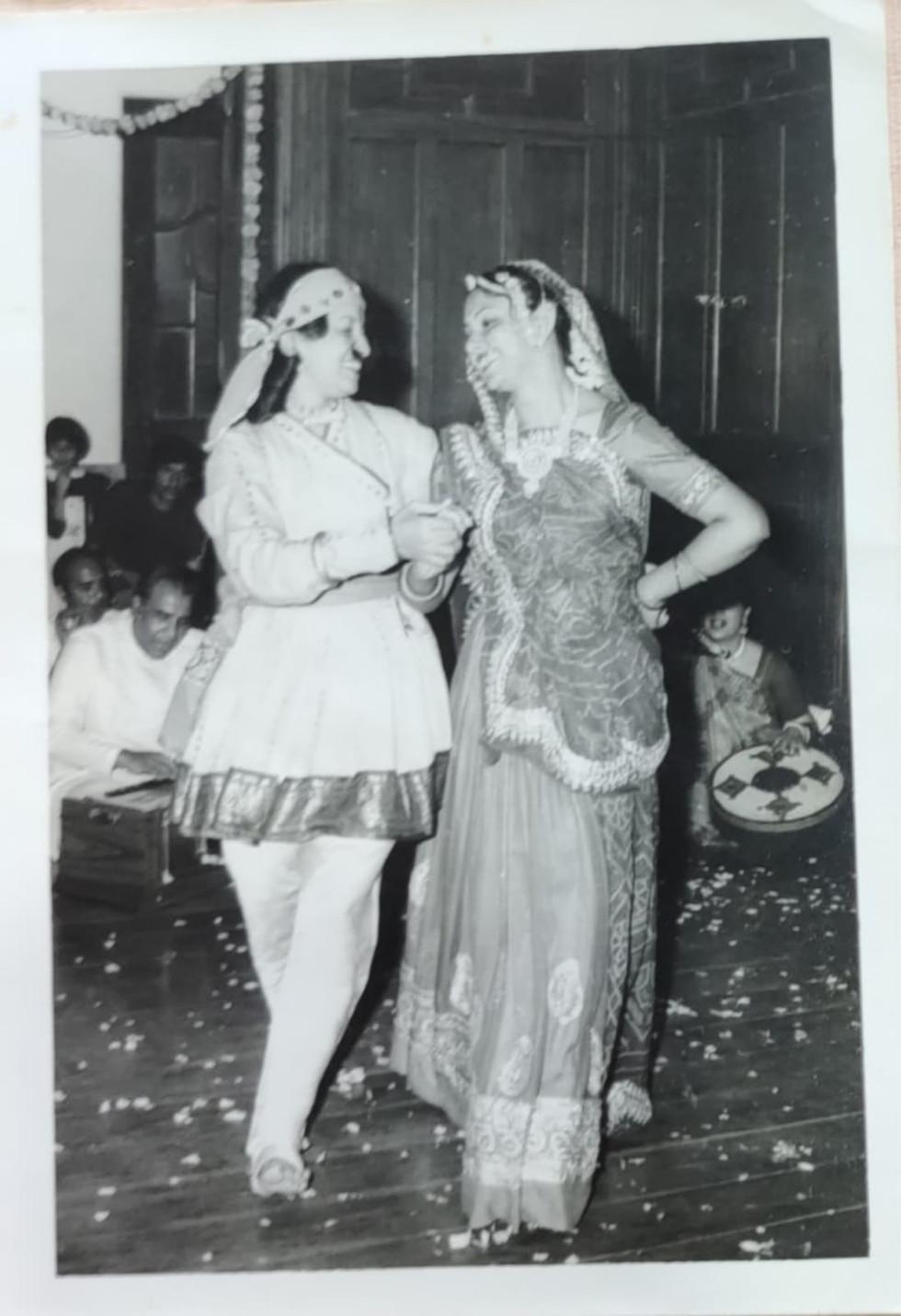 Kalpana & Shobha