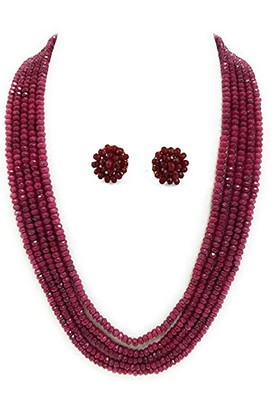 Stringing Bead Necklace