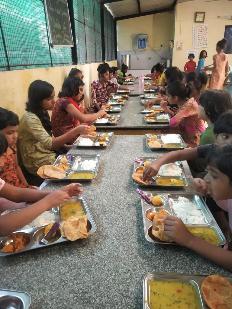 4. Holi lunch courtesy Ruchika Club.JPG