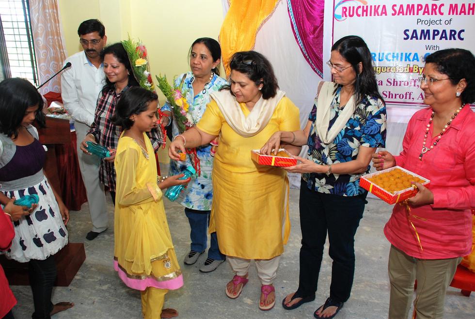 1. Inauguration of Mahila Sadan Hostel.j