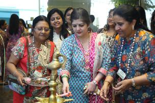 Sharmila Thackeray wife of Raj Thackeray.JPG