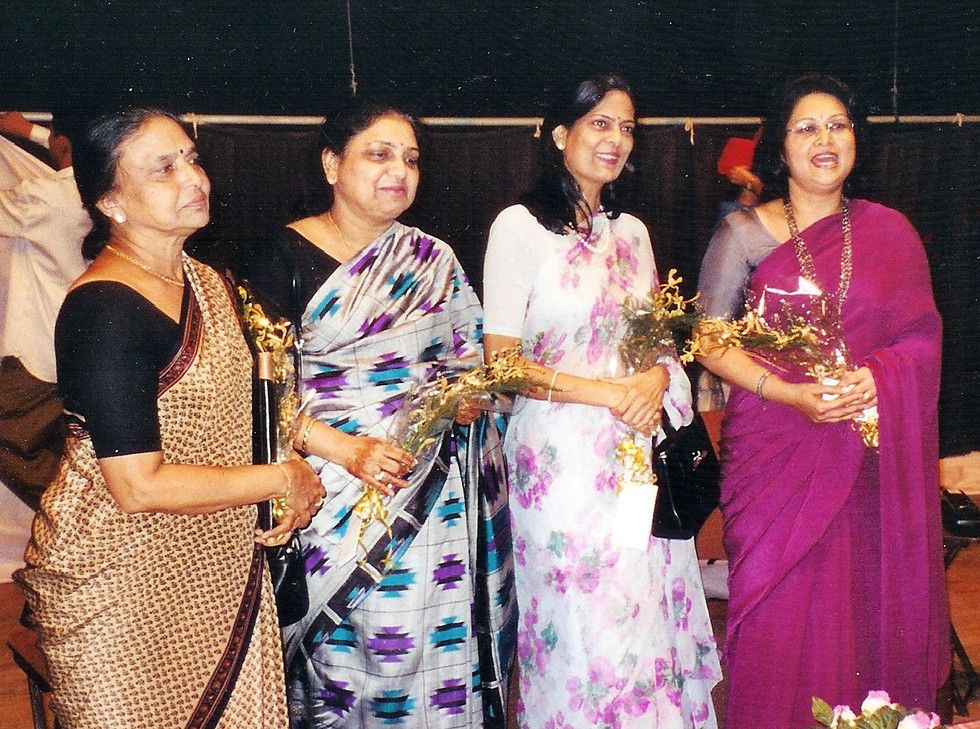 Founders at 25th Year Celebration