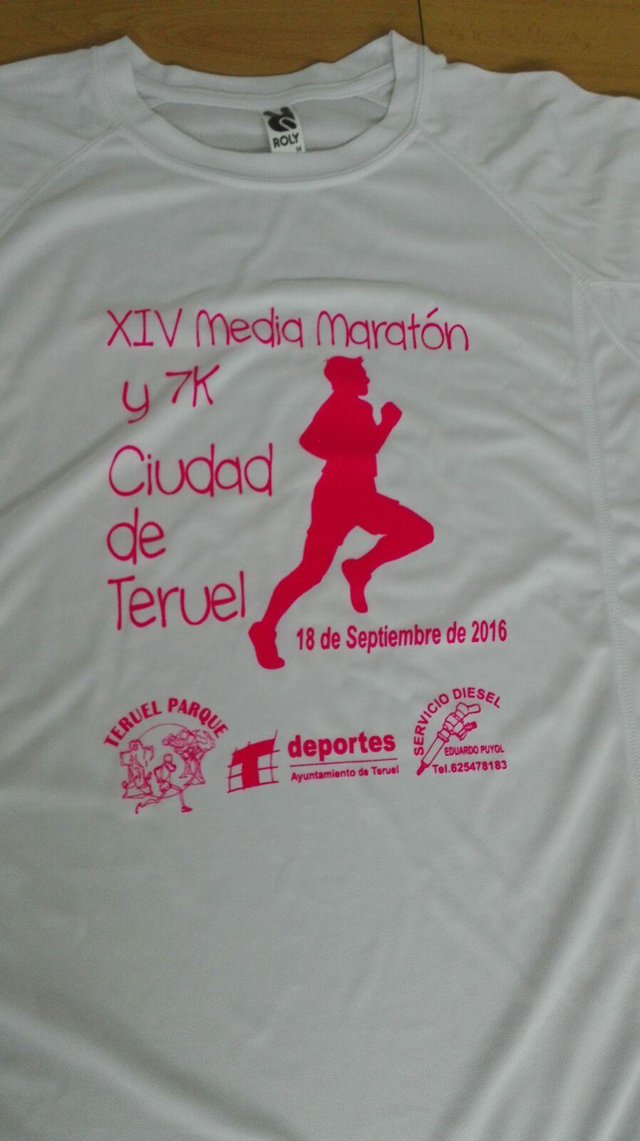 Medi Maraton Teruel 2016