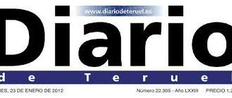 Presentación oficial de la carrera en el Diario de Teruel