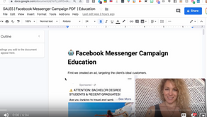 One Shockingly Simple Facebook Messenger Campaign Strategy That Generates Results