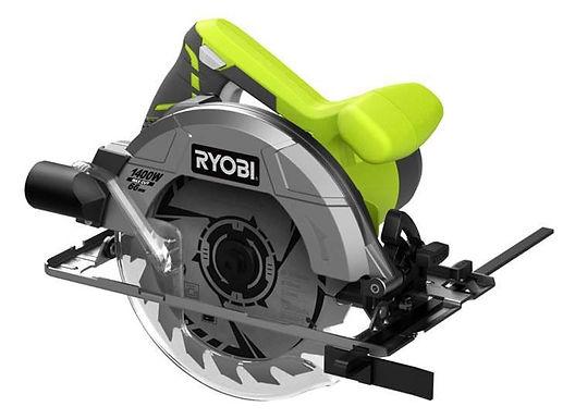 Scie circulaire filaire RYOBI, 1400 W, 190 mm