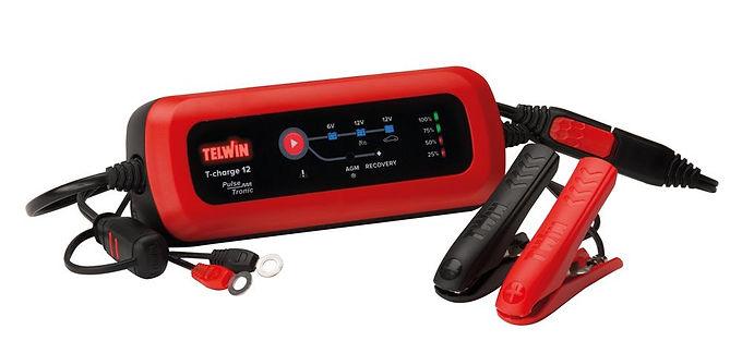 Chargeur de batterie t-charge pulse tronic 12