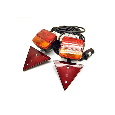 Kit de signalisation magnétique +triangles