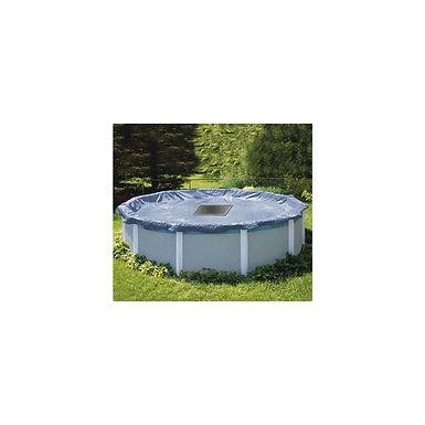Bache piscine ronde
