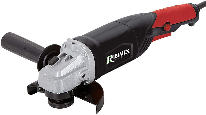 RIBIMEX Meuleuse d'angle 125 mm 900w
