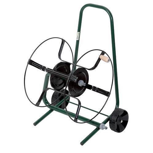 Dévidoir métal sur roues à équiper