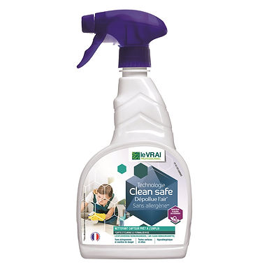 Nettoyant clean safe