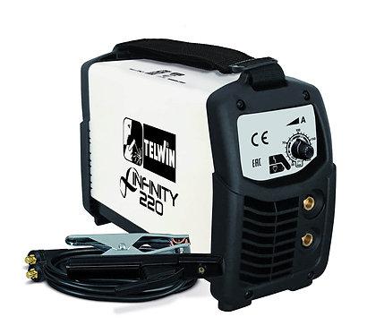 Poste à souder inverter Telwin INFINITY 220 230 Vc