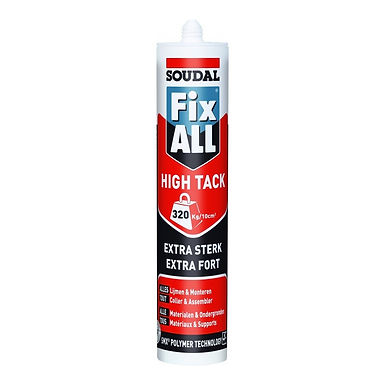 Mastic colle FIXE ALL HIGH TACK
