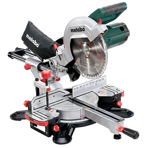 Scie à onglet Metabo 1700W