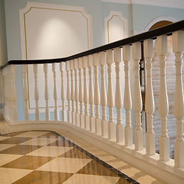 Close shot of a new house stairs.jpg