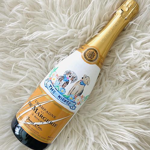 Custom Bottle - High Detail