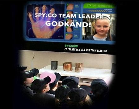 Spy:Co Teamleader Film