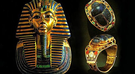 Virtual Mission 2 - Tutankhamun's gold ring stolen!