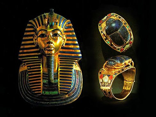 Mission 2 - Tutankhamun's gold ring stolen!