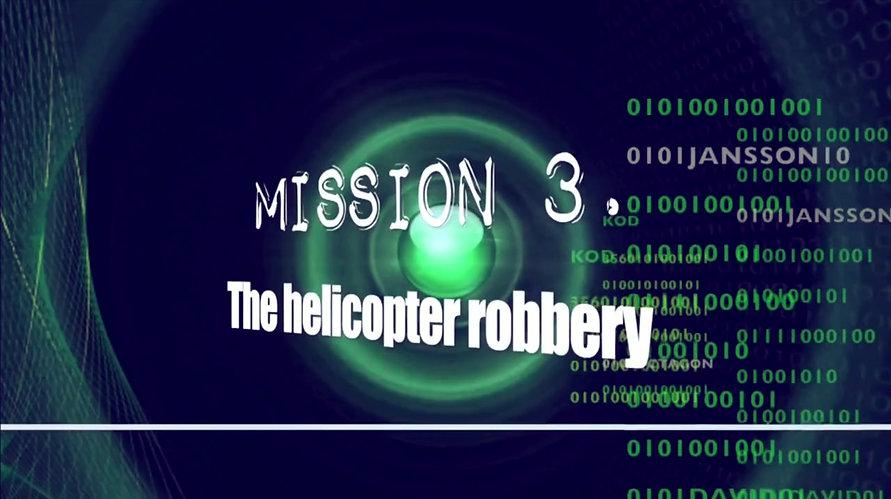 Kid's Spy Party - Teaser video Spy Mission 3.