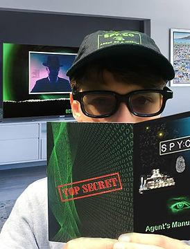 Best Virtual Kid's Party - Spy:Co Kid's Party.jpg