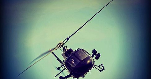 Virtual Mission 3 - The helicopter robbery!